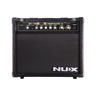 NUX Frontline15 Комбоусилитель для электрогитары