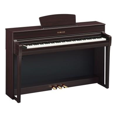 YAMAHA Clavinova CLP-735 (Rosewood) Цифрове піаніно