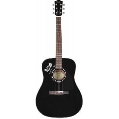 Fender CD60Radio Rocks Акустическая гитара