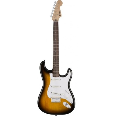 SQUIER  BULLET STRATOCASTER SSS Электрогитара