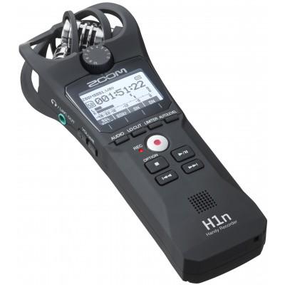 Zoom H1n  Портативный звуковой стереорекордер