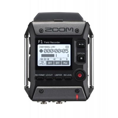Zoom F1-LP Полевой рекордер для видеооператоров